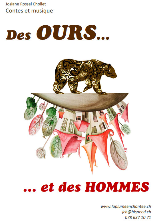 Affiche Ours